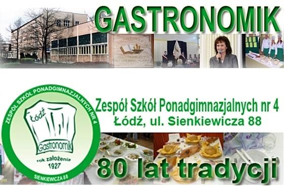 Zespół Szkół Gastronomicznych w Łodzi