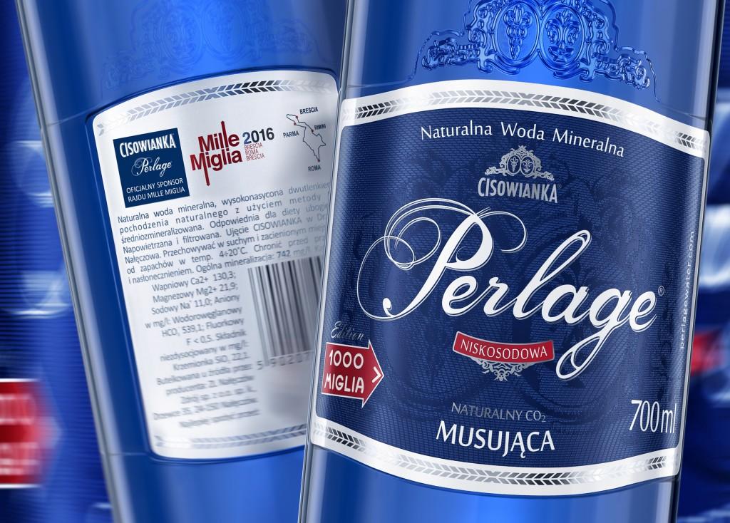 Butelka Perlage_x label PL