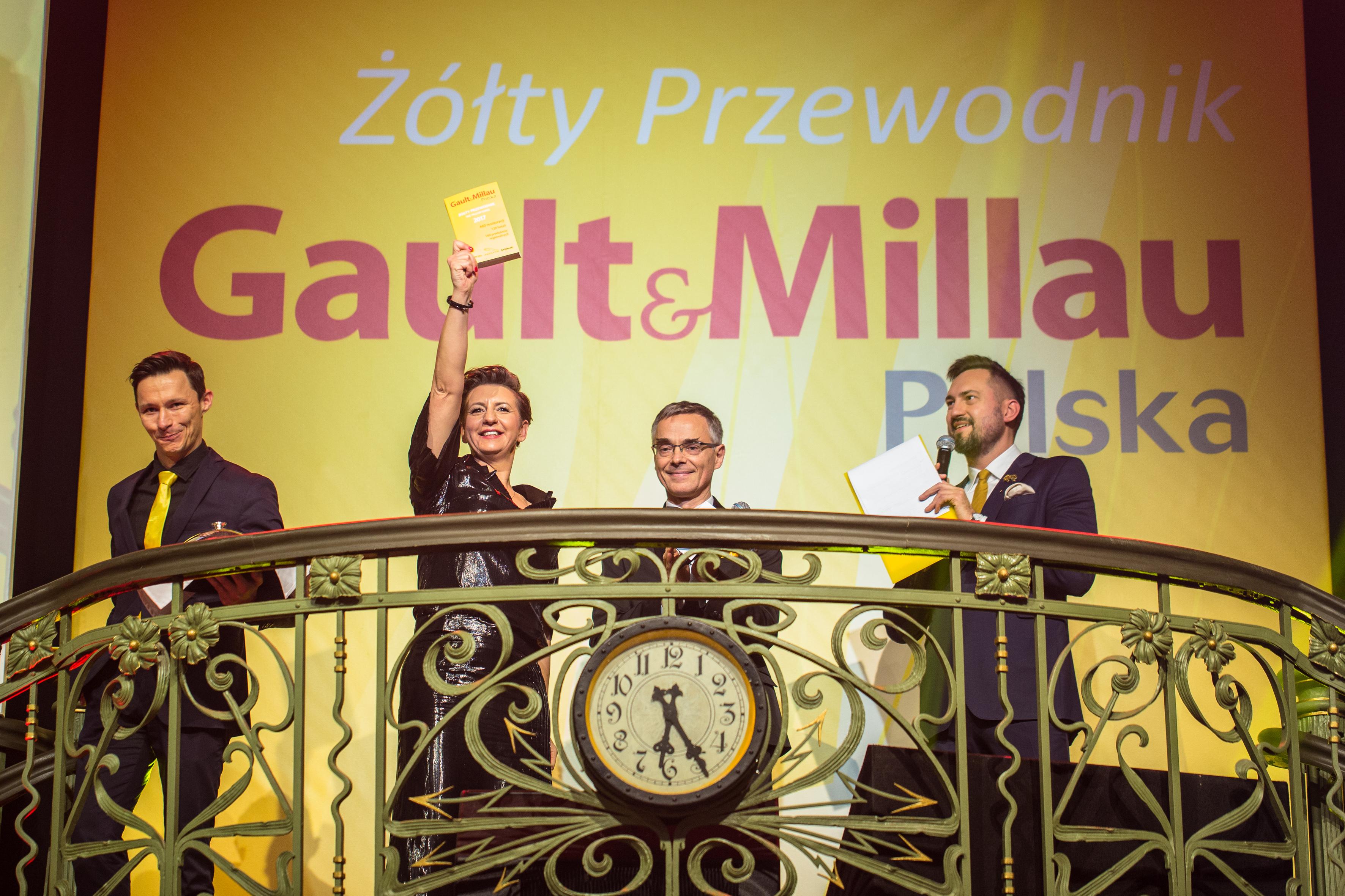 Gala Gault&Millau 27.11.2016 Lodz