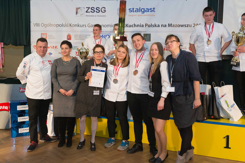 Kuchnia Polska Na Mazowszu 2016 Newsgastro Pl