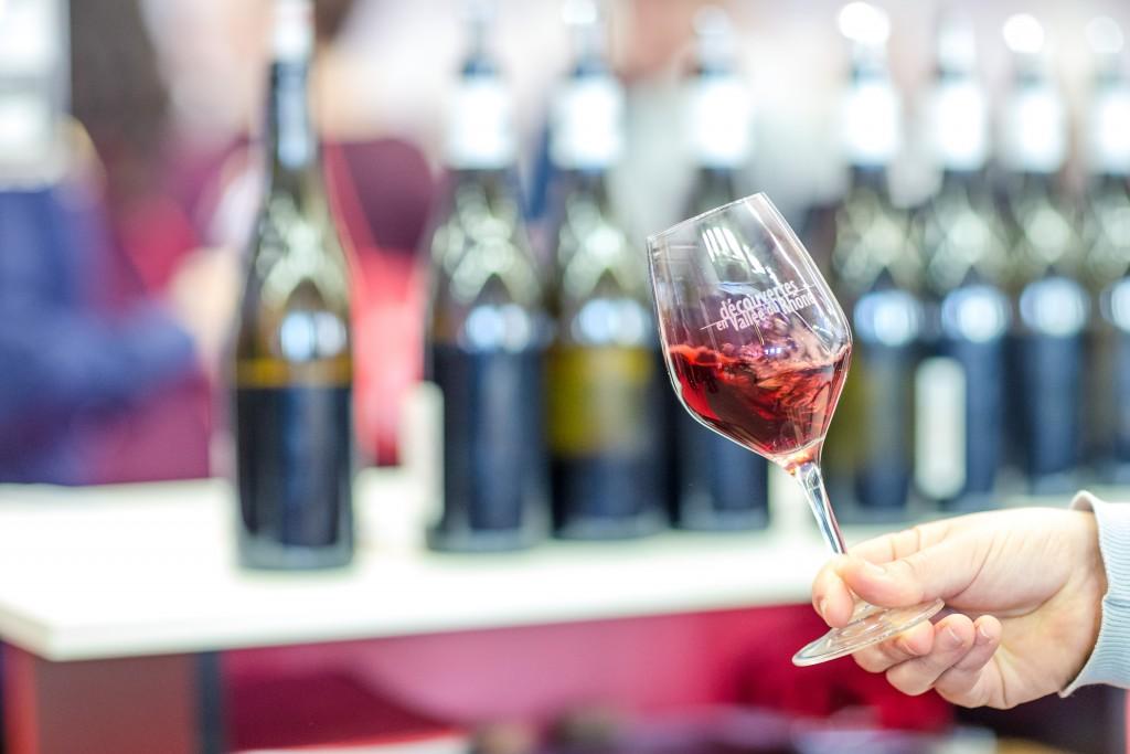 DVR 2015 - Glass of Wine- © Thomas O'Brien