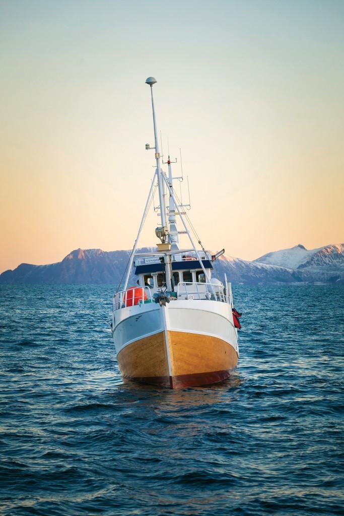 Skrei-kickoff på Myre. Foto: Marius Fiskum © Norges sjømatråd