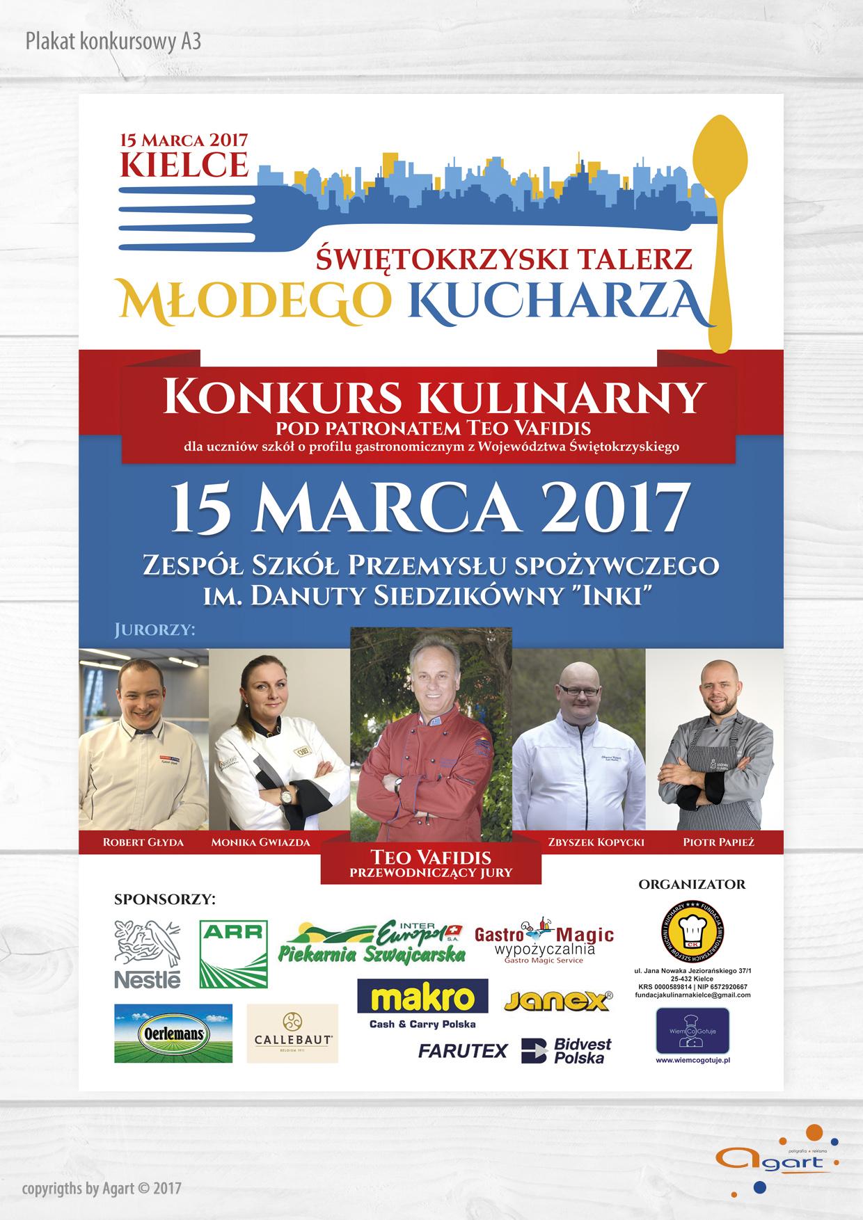 plakat konkurs kulinarny A3 v3
