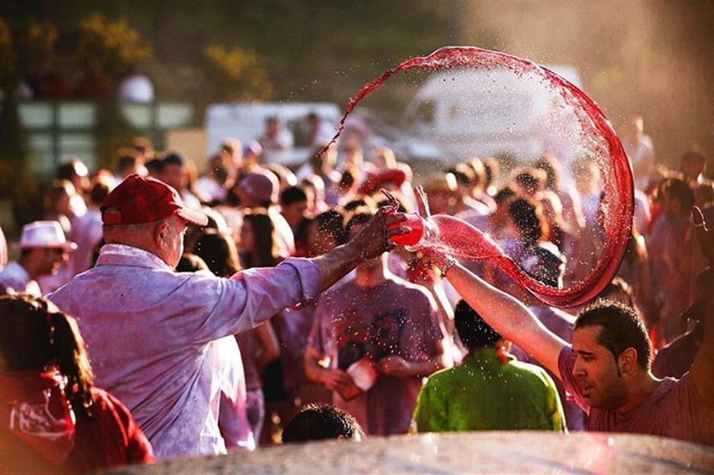 Festiwal wina w Haro