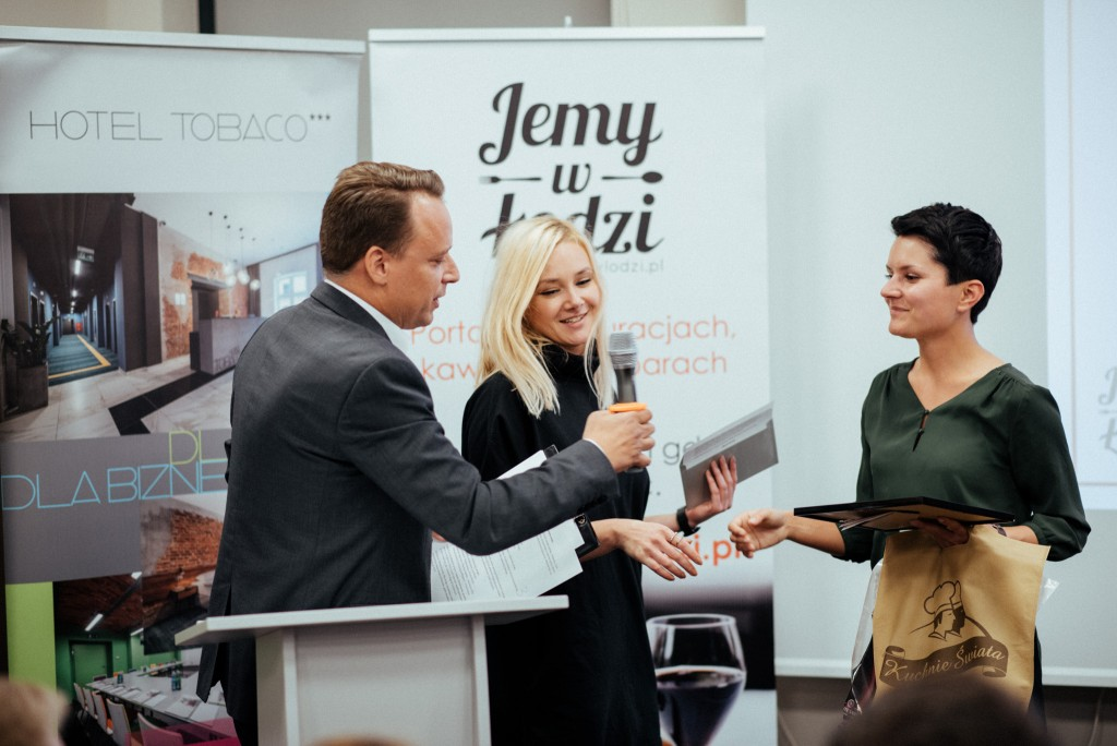 Gala rozdania Łódzkich Nagród Kulinarnych 2017 (2)