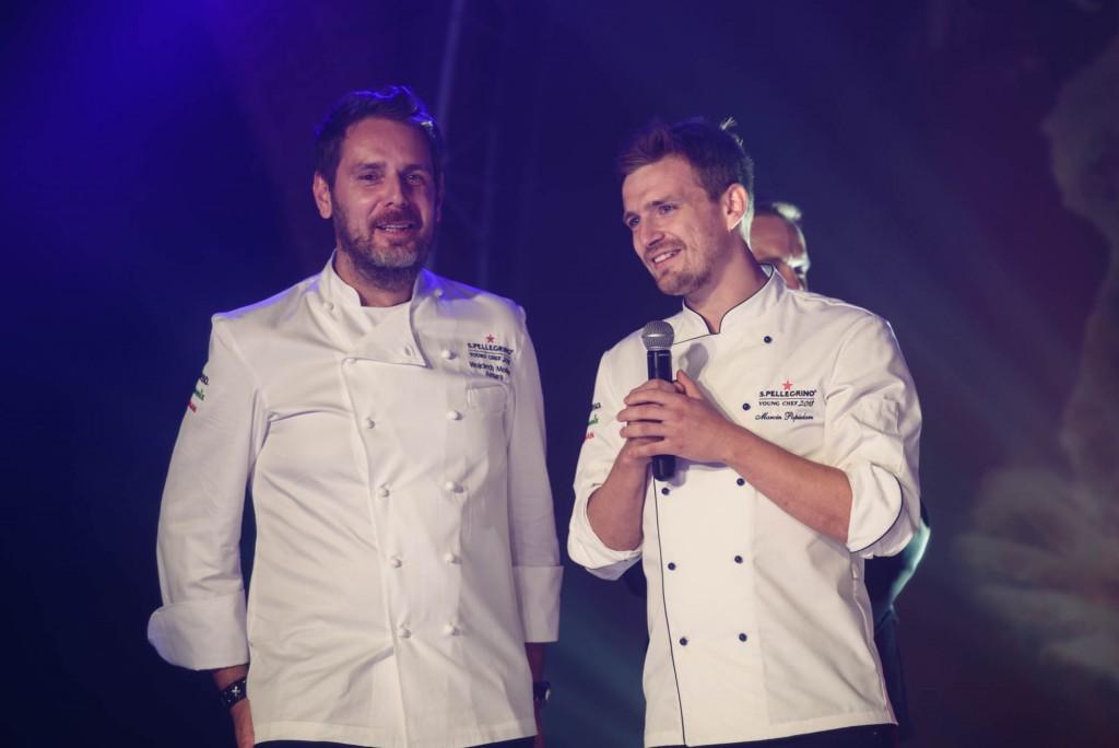 Marcin Popielarz i Wojciech Modest Amaro 1