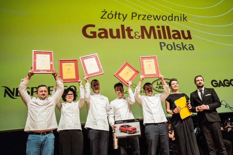 Nagrodzeni szefowie kuchni_2018_gala_Gault&Millau.fot_TuWroclaw.com